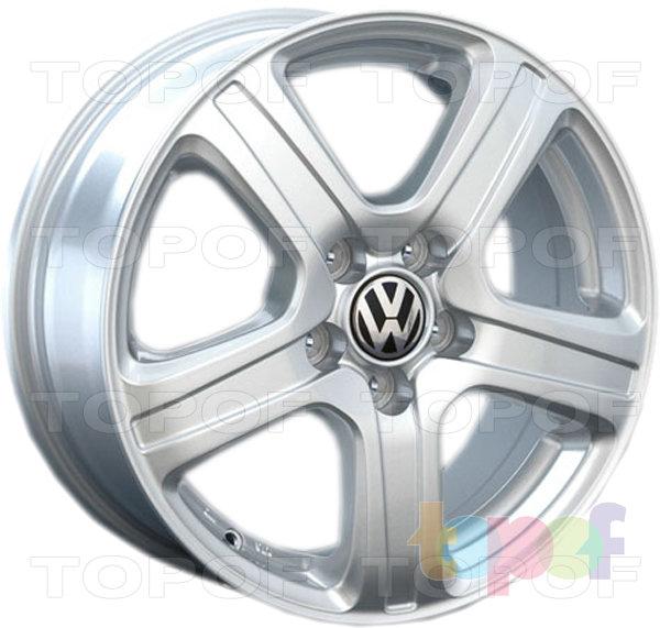 Колесные диски Replica LegeArtis VW53. Изображение модели #1