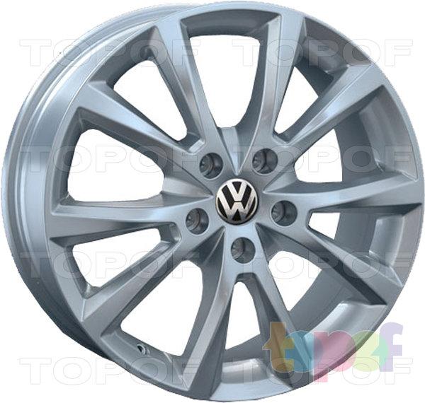 Колесные диски Replica LegeArtis VW54