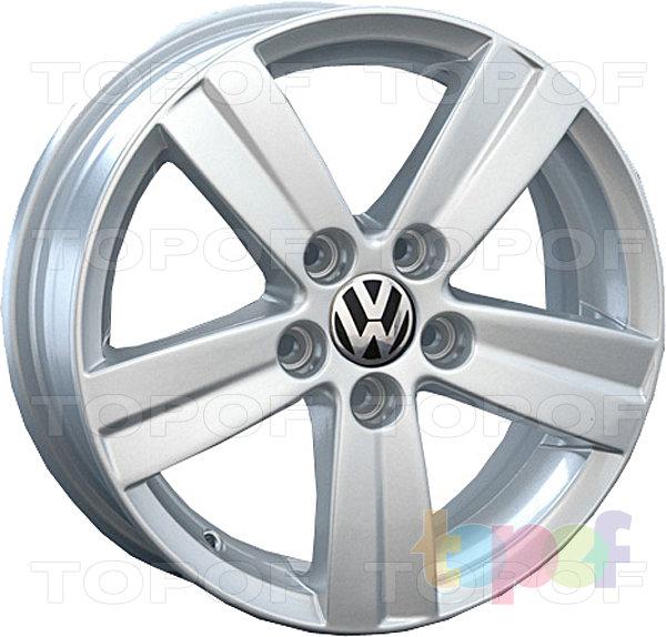 Колесные диски Replica LegeArtis VW58. Изображение модели #1