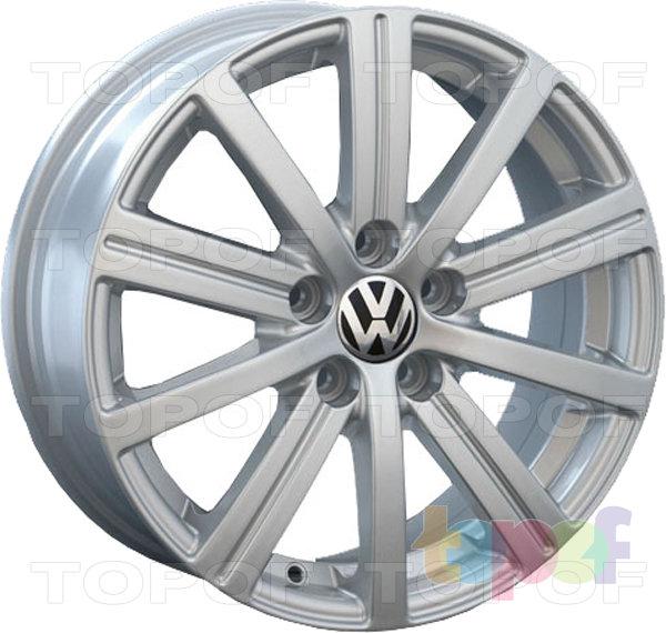 Колесные диски Replica LegeArtis VW61. Изображение модели #1