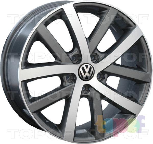 Колесные диски Replica LegeArtis VW63