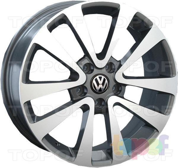 Колесные диски Replica LegeArtis VW64. Изображение модели #1