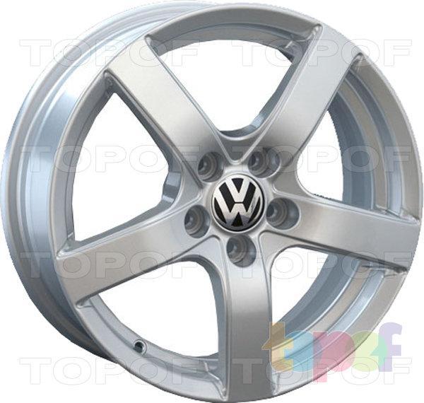 Колесные диски Replica LegeArtis VW66. Изображение модели #1