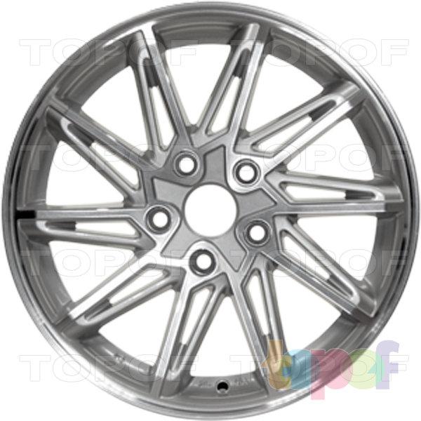 Колесные диски Replica LegeArtis VW68. Изображение модели #1