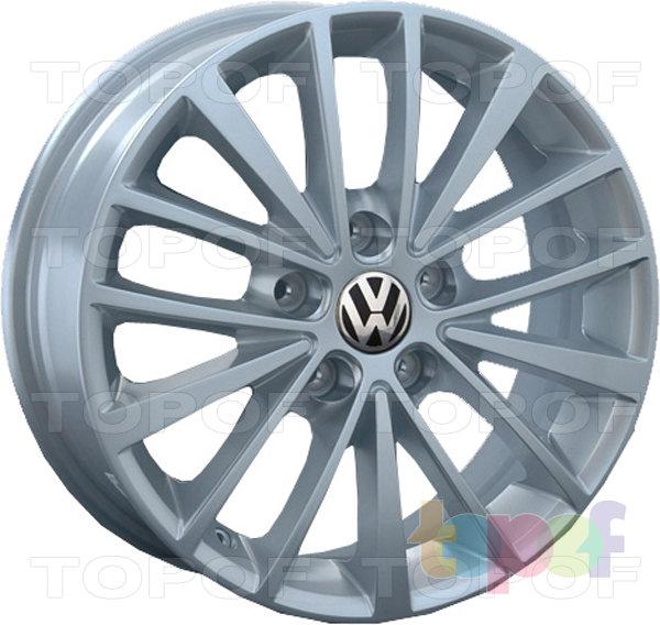 Колесные диски Replica LegeArtis VW71. Изображение модели #1