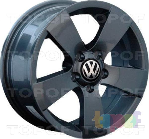 Колесные диски Replica LegeArtis VW72. Изображение модели #1