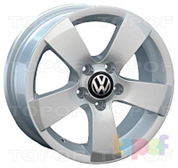 Колесные диски Replica LegeArtis VW72. Изображение модели #2
