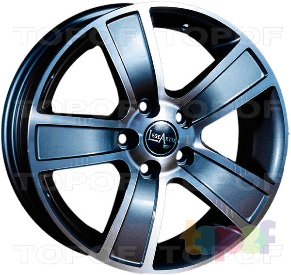 Колесные диски Replica LegeArtis VW73. Изображение модели #2