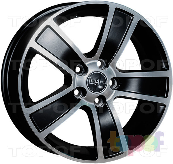 Колесные диски Replica LegeArtis VW73. Изображение модели #4