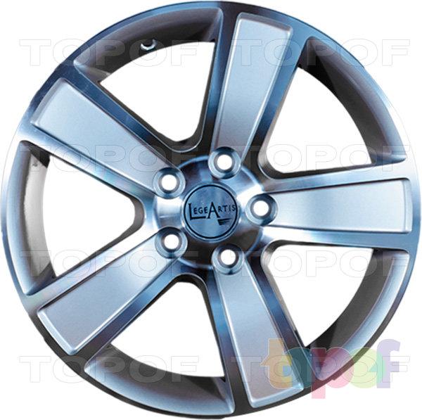 Колесные диски Replica LegeArtis VW73. Изображение модели #5