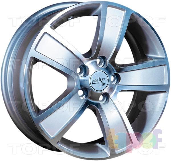 Колесные диски Replica LegeArtis VW73. Изображение модели #6