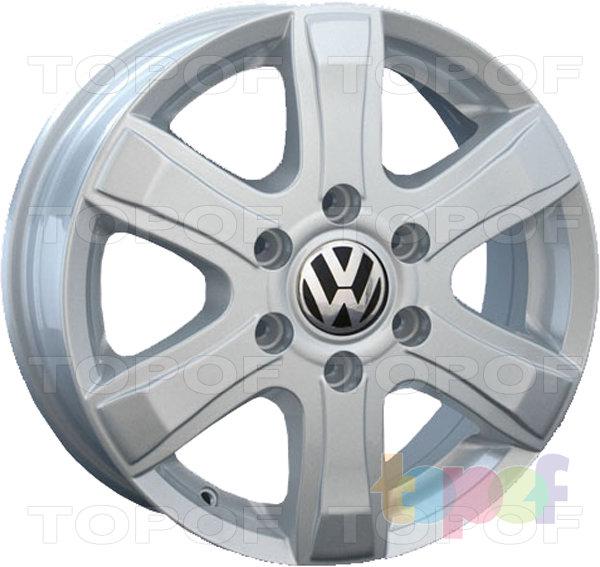 Колесные диски Replica LegeArtis VW74