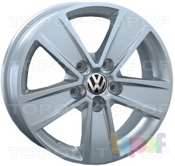 Колесные диски Replica LegeArtis VW76