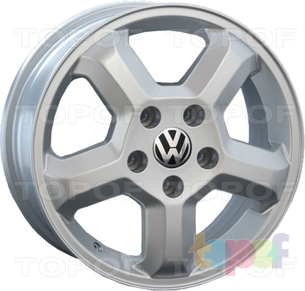Колесные диски Replica LegeArtis VW80. Изображение модели #1