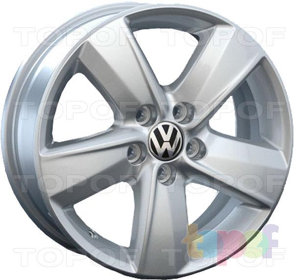 Колесные диски Replica LegeArtis VW81. Изображение модели #1