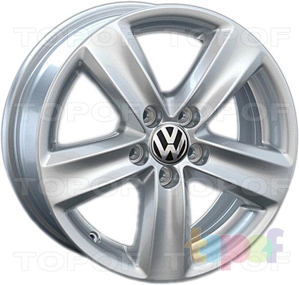 Колесные диски Replica LegeArtis VW82. Изображение модели #1