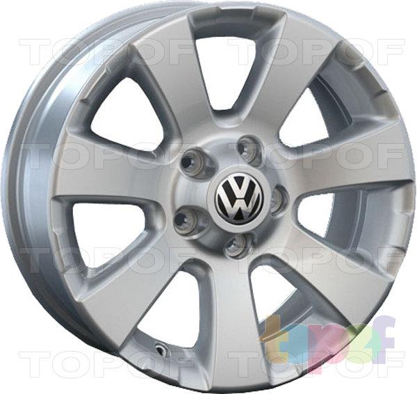 Колесные диски Replica LegeArtis VW83. Изображение модели #1