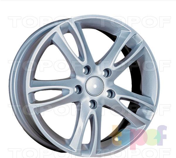 Колесные диски Replica LegeArtis VW84. Изображение модели #2