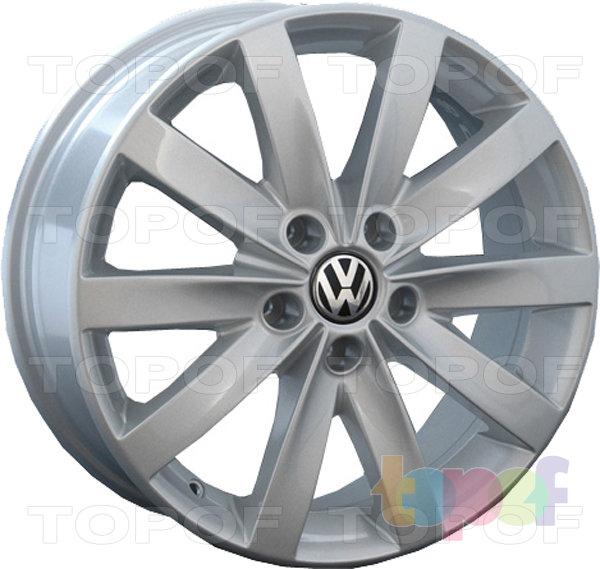 Колесные диски Replica LegeArtis VW85. Изображение модели #1