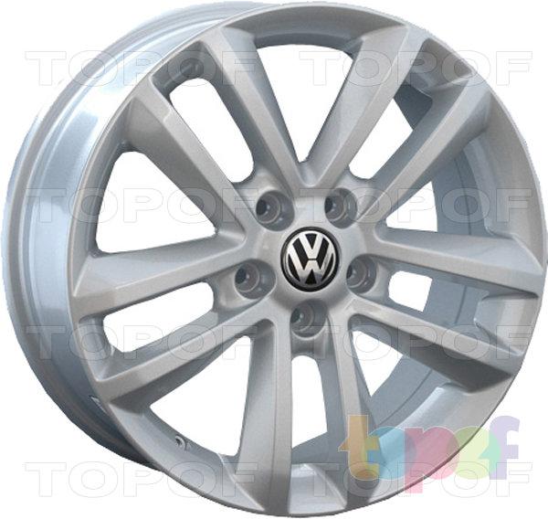 Колесные диски Replica LegeArtis VW86. Изображение модели #1
