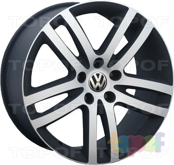 Колесные диски Replica LegeArtis VW88. Изображение модели #2