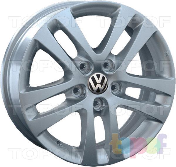 Колесные диски Replica LegeArtis VW90. Изображение модели #1