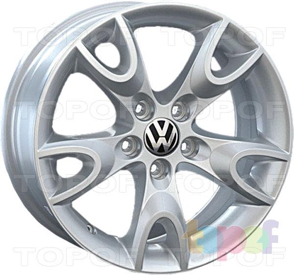 Колесные диски Replica LegeArtis VW94. Изображение модели #1