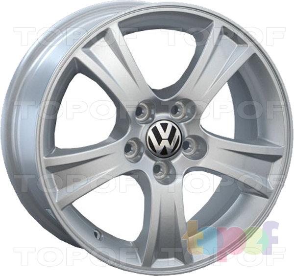Колесные диски Replica LegeArtis VW95. Изображение модели #1