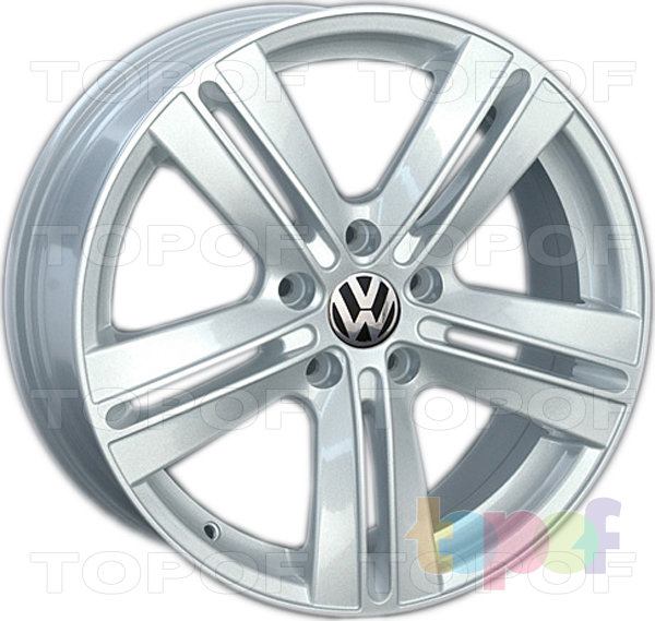Колесные диски Replica LegeArtis VW97. Изображение модели #1