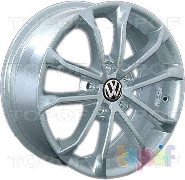 Колесные диски Replica LegeArtis VW98. Изображение модели #1