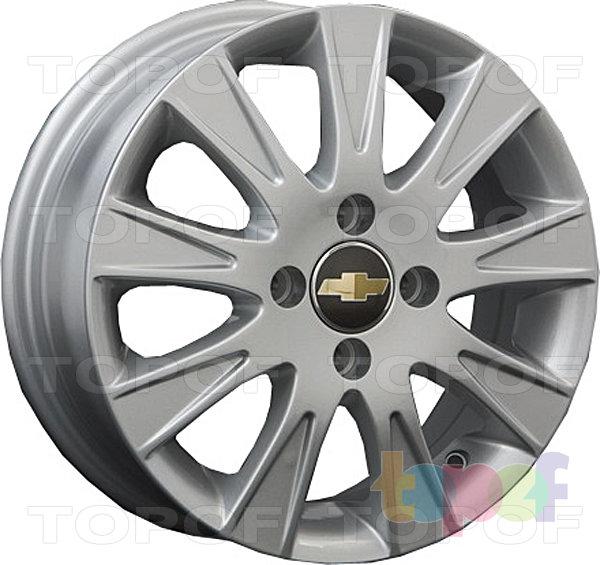 Колесные диски Replica LS (отключено) GM12