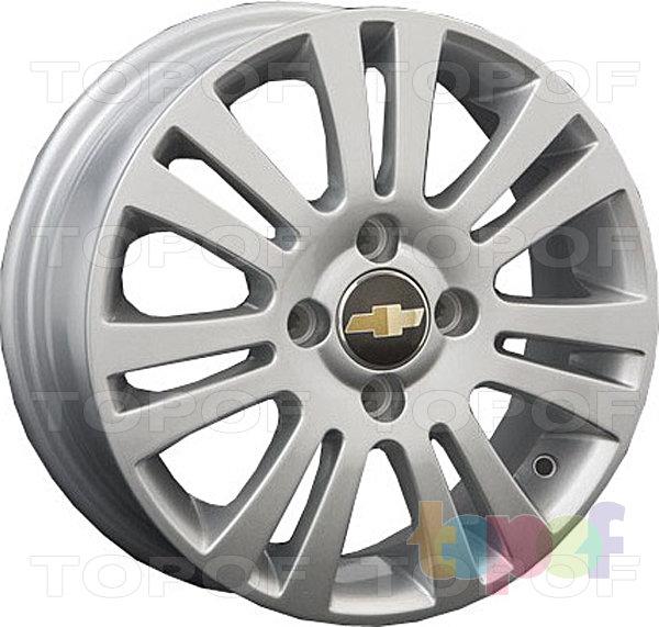 Колесные диски Replica LS (отключено) GM13