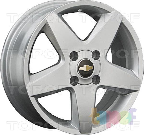Колесные диски Replica LS (отключено) GM16