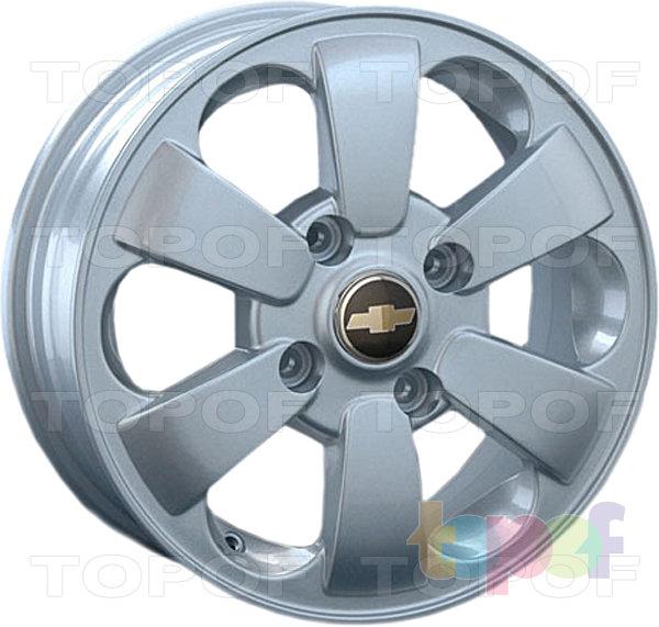 Колесные диски Replica LS (отключено) GM32