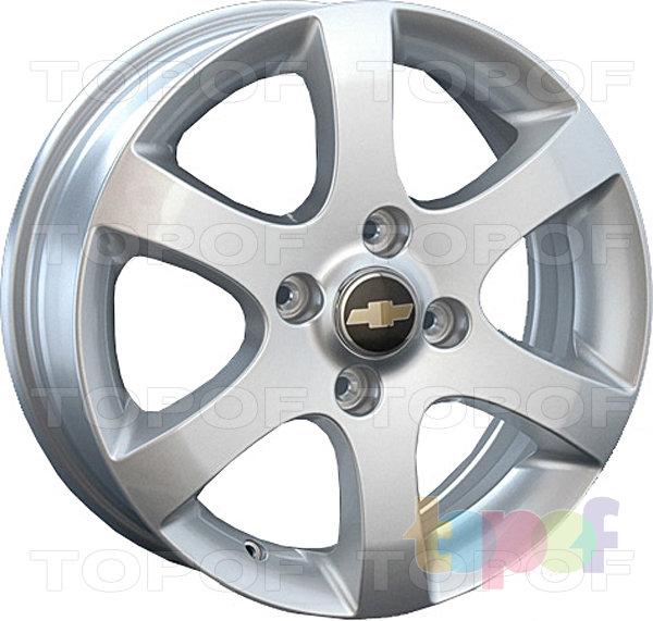 Колесные диски Replica LS (отключено) GM33