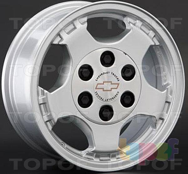Колесные диски Replica LS (отключено) GM6