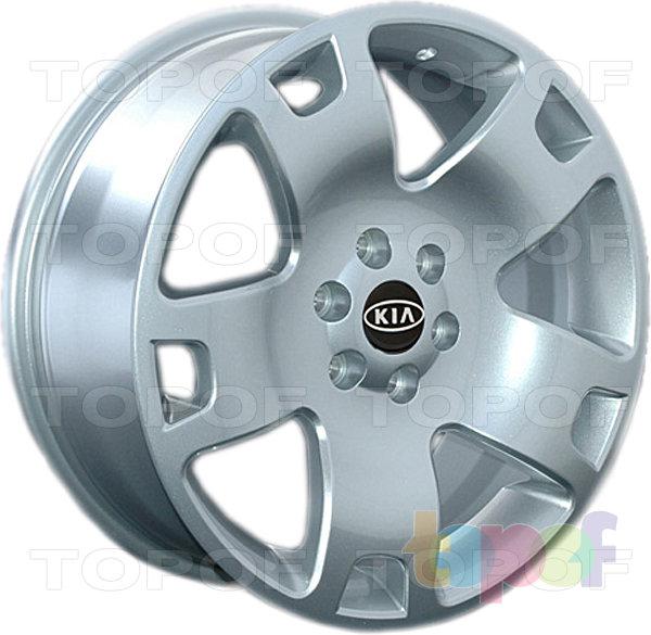 Колесные диски Replica LS (отключено) Ki34