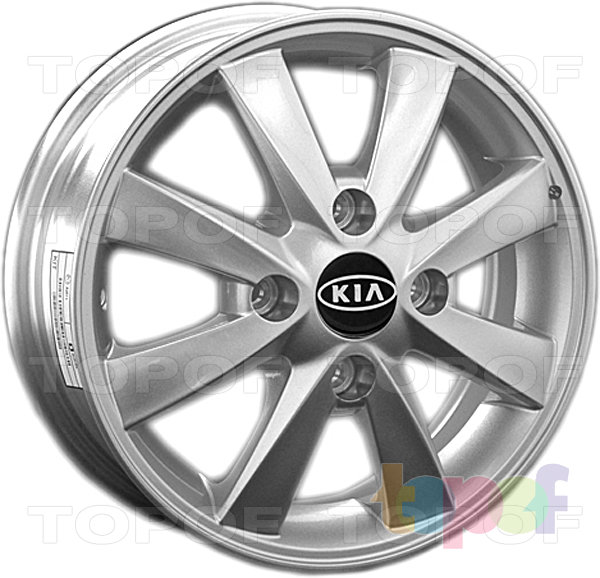 Колесные диски Replica LS (отключено) Ki49