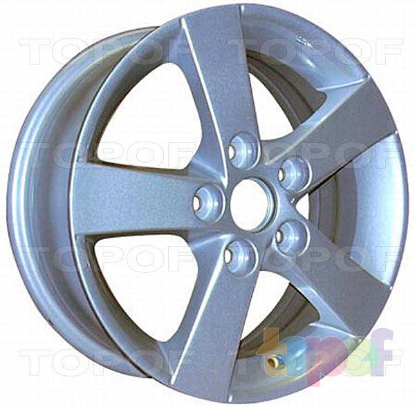 Колесные диски Replay (Replica LS) MZ12. Изображение модели #1