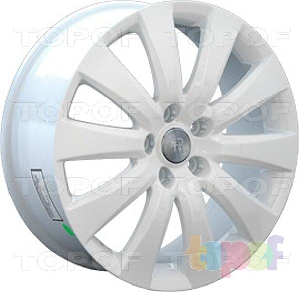 Колесные диски Replay (Replica LS) MZ22. цвет белый