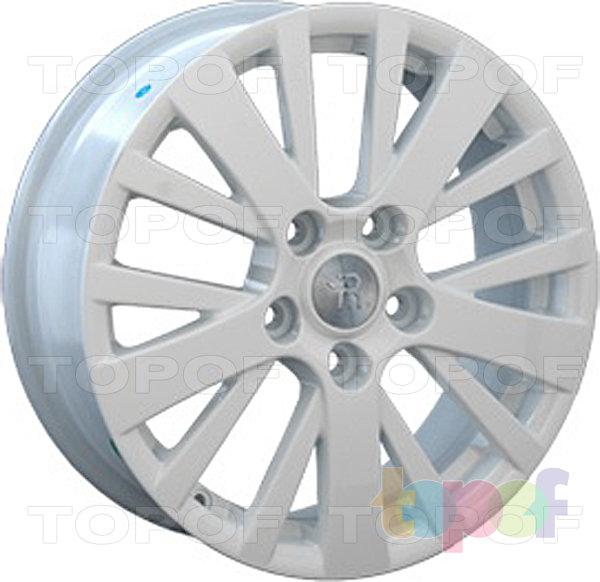 Колесные диски Replay (Replica LS) MZ27. Цвет белый