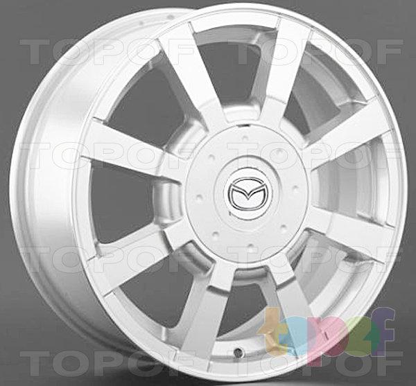 Колесные диски Replay (Replica LS) MZ3. Изображение модели #1