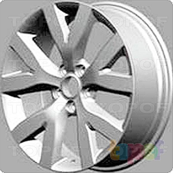 Колесные диски Replay (Replica LS) MZ43. Изображение модели #1