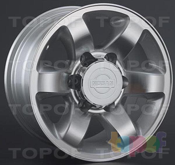 Колесные диски Replay (Replica LS) NS2. Изображение модели #1