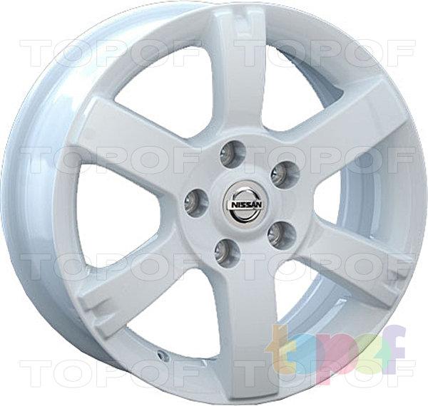 Колесные диски Replay (Replica LS) NS29. Цвет белый