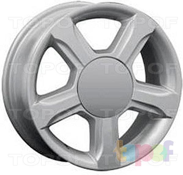 Колесные диски Replay (Replica LS) NS34. Изображение модели #1