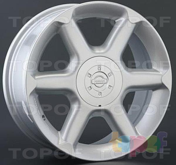 Колесные диски Replay (Replica LS) NS4. Изображение модели #1