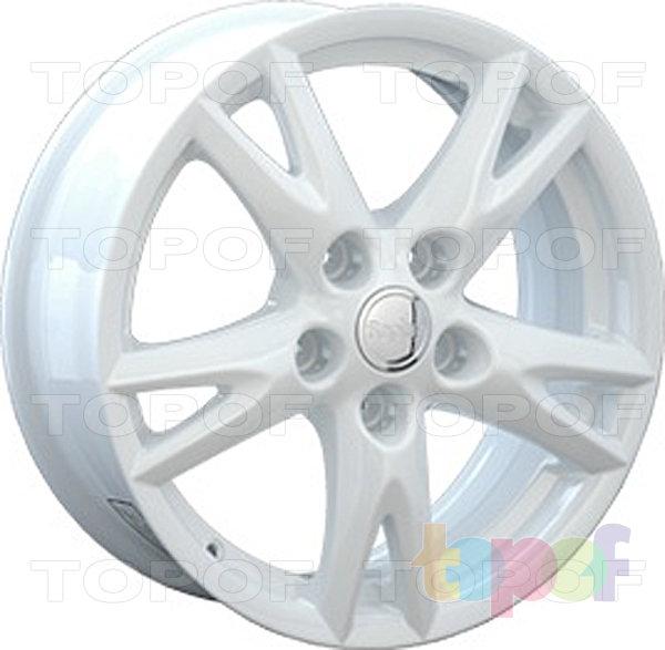 Колесные диски Replay (Replica LS) NS48. Цвет белый