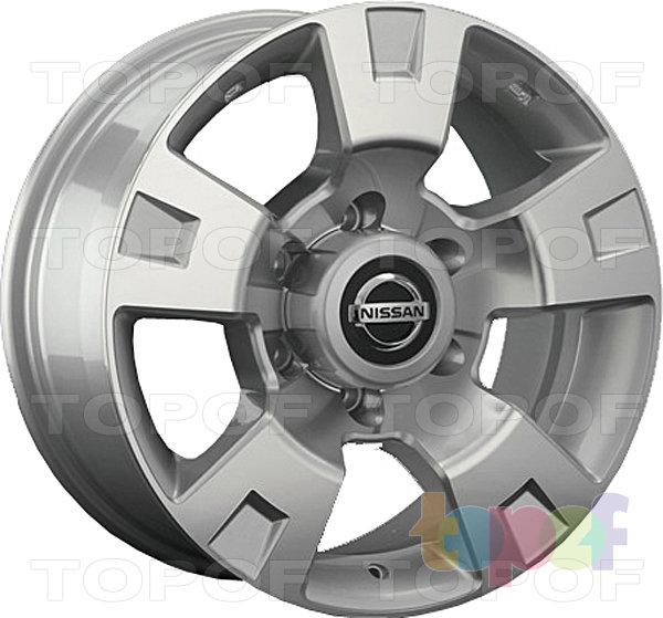 Колесные диски Replay (Replica LS) NS5. Изображение модели #1