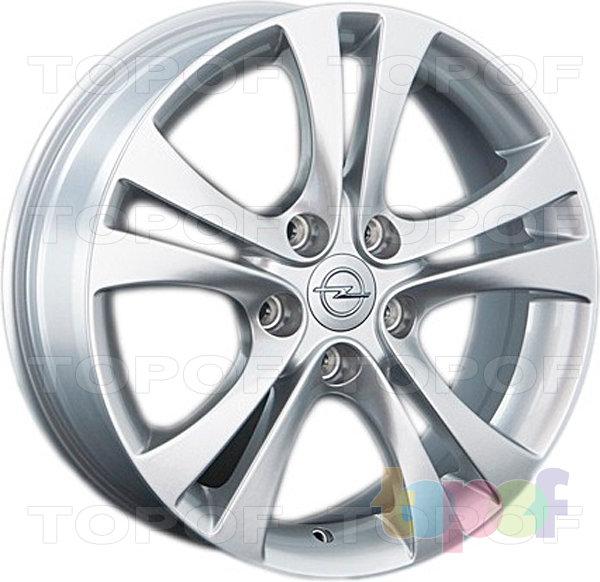 Колесные диски Replay (Replica LS) OPL13. Цвет серебряный